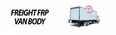 US Truck Body - Freight FRP Van Body