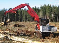 Link-Belt 350 X2 Forestry