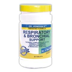 Respiratory & Bronchial Support 60 Tabs
