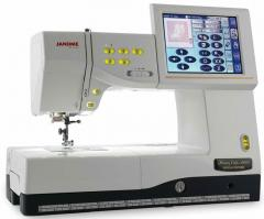 Embroidery Machine Janome 11000 Special Edition