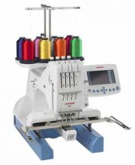 Four-Needle Embroidery Machine Janome MB-4
