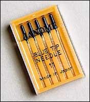Blue Tip Needles Janome Size 11