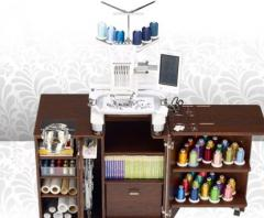 Embroidery Storage Center Plus IV