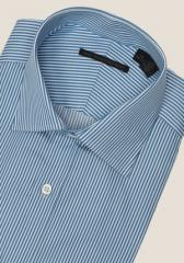 Blue Stripe Dress Shirt