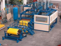 In-Line Thermoformers - Sheet Feeding Autoform