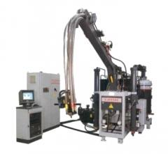 High-Pressure Dosing Machines Cannon HE-System
