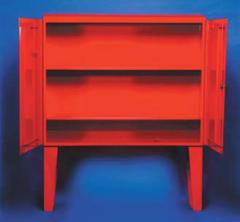 Outdoor Weatherproof Hose Storage Cabinet