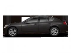 2012 Infiniti G25 Sedan Car