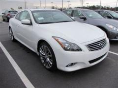 2012 Infiniti G37 Coupe Journey Car