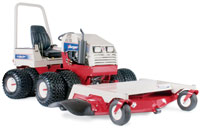 HM & HP Mower Decks