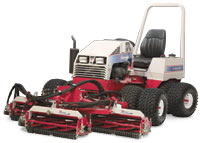 MR740 Triplex Reel Mower