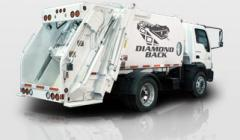 Diamondback™ Rear Loader Garbage Trucks