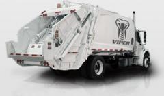 Viper™ Rear Loader Garbage Trucks
