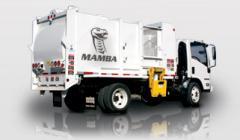 Mamba™ Satellite Side Loader Garbage Trucks