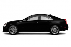 2013 Cadillac CTS-V Sedan Car
