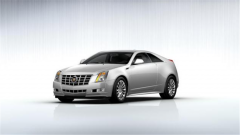 2013 Cadillac CTS Coupe 3.6L V6 AWD Performance