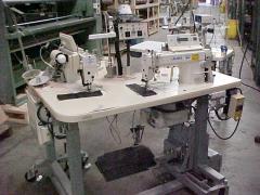 Automatic Stay Notch Sewing Unit JUKI DDL5550-7