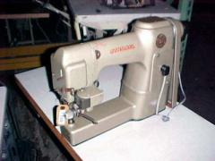 Automatic Blindstitch Spot Tacking Machine Strobel