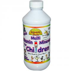 Liquid Multi Vitamin with Minerals for Children,