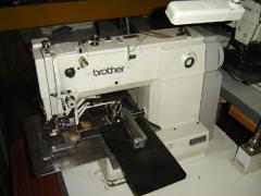 Programmable Pattern Sewing Machine Brother