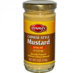 Chinese-Style Mustard, Extra Hot