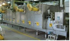 Air Impingement Ovens and Dryers