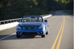 2012 Infiniti G37 - Convertible Car