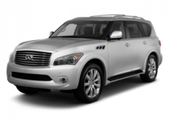 2012 Infiniti QX56 2WD 7-Passenger SUV