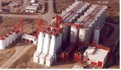 Tower Dryers for Corn, Rice and Wheat