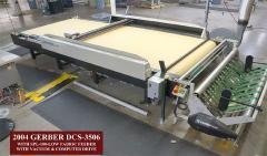 Cutter System DCS-3506 Gerber