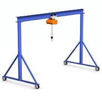 Fixed Height Gantry Cranes