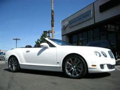 2011 Bentley Continental GTC 80-11 Speed Convertible Car