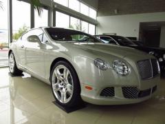 2012 Bentley Continental GT Car