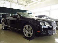 2013 Bentley Continental GTC Car