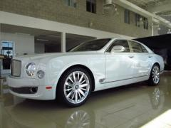 2013 Bentley Mulsanne Car