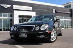2008 Mercedes-Benz E-Class Luxury 3.5L Car