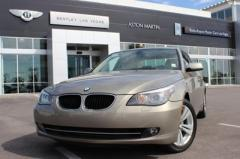2009 BMW 5 Series 528i Car