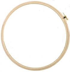 10in Wood Embroidery Hoop