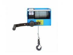 Hoist caRol™ SERIES TS-250 and TS-500