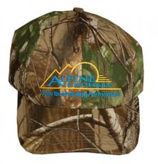 Alpine Hardwoods Camo Hat