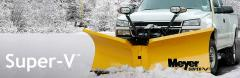 Super-V Snow Plow