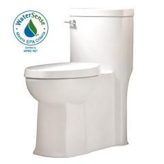 Boulevard FloWise RH Elongated 1-Piece Toilet