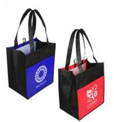 Glossy Light Shopping Bag