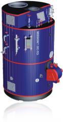 Aalborg OC-TCi Marine Boiler
