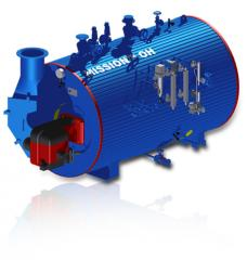 Aalborg OH 500 - 10,700 kW Hot Water Boiler