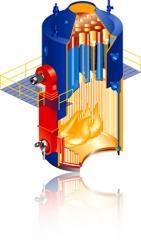 Aalborg CHS 4,000 - 30,000 kW Hot Water Boiler