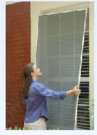 Window Screens, Sunscreens, Solar Screens