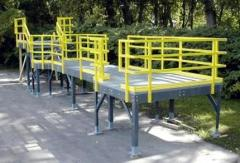 Platforms and Railings