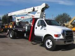 Boom Trucks 35 Ton BT Mount