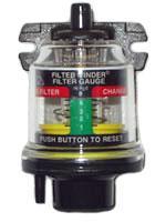 Filter Minder® Graduated Pressure Indicator